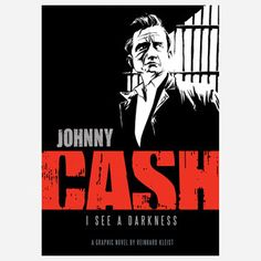 Johnny Cash: I See A Darkness now featured on Fab.