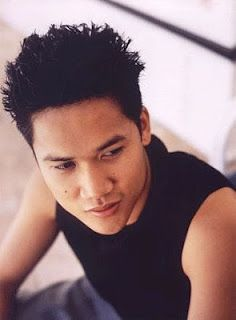 """Usually, the Narrative """"nods"""" or """"gives a nod"""" to someone, but in the case of Dante Basco , the Narrative bows . But Im A Cheerleader, Cheerleading, Dante Basco, Celebs, Celebrities, Good Looking Men, Hot Boys, Pretty People, Character Inspiration"""