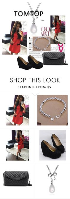 """Tomroppolyvore-7"" by nihada-niky ❤ liked on Polyvore featuring vintage and tomtop"