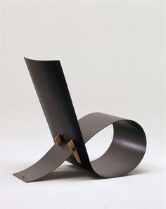 1997 Easy chair Aluminium and wood 66 x 92 x 84 (h) cm Limited edition of 20 ex. signed by the artist