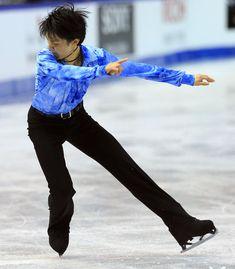Yuzuru Hanyu Photos: Skate Canada: Day 1