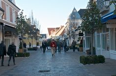 Val d'Europe - Largest Outlet Mall in Europe - Olive Oil and Lemons