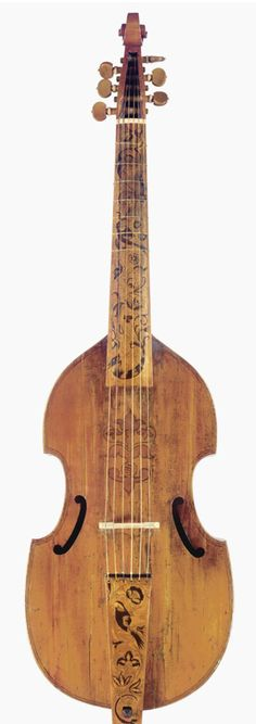 Barak Norman Bass Viola da Gamba, London 1700