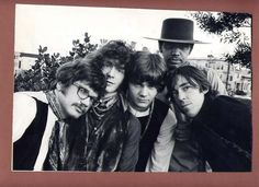 Orig 67 Steve Miller Band w/Boz Scaggs Photo#1 by Mayes | #38927173