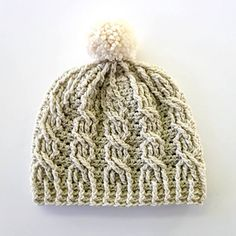 This hat is the December CAL for Furls Crochet. The pattern will be released in parts on the Furls blog during the month of December, see links and dates below.