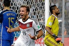 Mario Götze is the perfect embodiment of Germany's new generation of highly-skilled young players http://online.wsj.com/articles/a-late-volley-by-gotze-is-the-winning-strike-1405296231