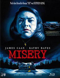 Poster de Misery (Miseria)