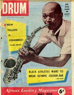 Black History Month Magazines: Drum Drum was a...