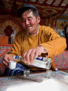 Widespread Alcohol Abuse Clouds Mongolia's Future : NPR