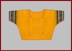 Sari blouse is worn along with a sari, as its name suggests. As soon as a sari is bought matching blouse is stitched. Blouse can...