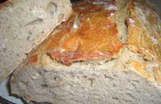 Domácí chléb bez hnětení 2