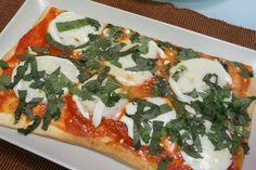 #Pizza #napolitana #margarita