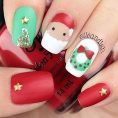 33 Joyful Christmas Nails Ideas