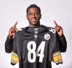 Antonio Brown Pittsburgh Steelers Jersey Nike Youth Size Large for sale online Steelers Gear, Pittsburgh Steelers Jerseys, Football, Antonio Brown Jersey, Steeler Nation, Home Team, Bad Boys, Adidas Jacket, Kids Outfits