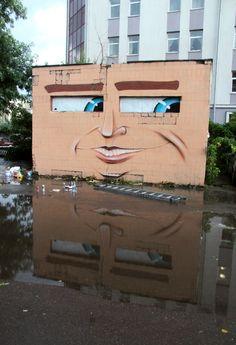 Nomerz, Russian street artist