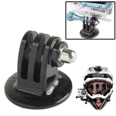 Tripod Mount Color : Dark Blue CAOMING Coyote Style Suction Cup Handle Screw for GoPro Hero 4//3+ // 3//2 // 1 Durable