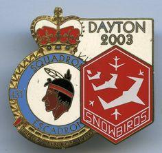 Snowbirds - Dayton Airshow - 2003