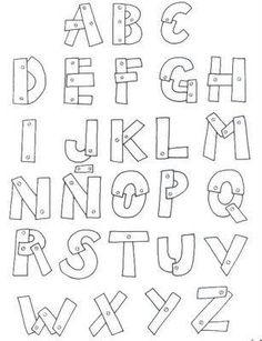 Resultado de imagen para diferentes tipos de letras