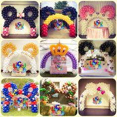 Balloon arches                                                                                                                                                     Más