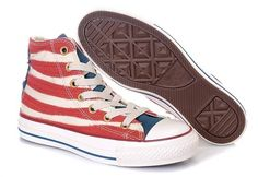 american flag converse shoes