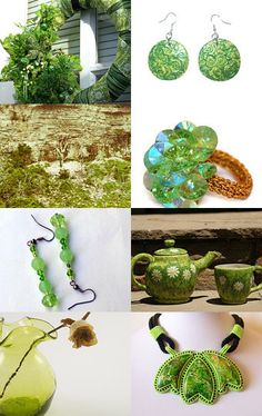 Going Green --Pinned with TreasuryPin.com