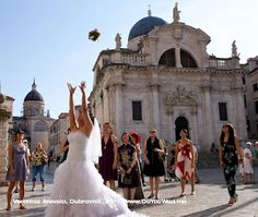 St. Blaise church wedding in Dubrovnik