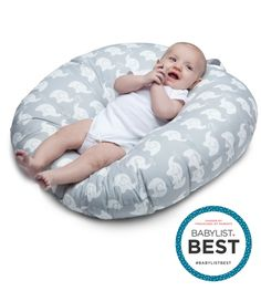 Boppy Love Newborn Lounger Baby Lightweight Pillow Comfort Support Bright And Translucent In Appearance Nursery Bedding