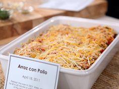 Arroz con Pollo  Nate Berkus: Make a Month Of Meals