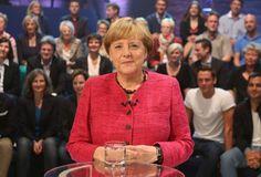 ARD-Wahlarena: Angela Merkel und die forschen Wähler