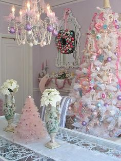 Petit: Christmas Trees