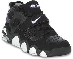 timeless design fe7b4 aa1f9 Nike Air CB 34 Charles Barkley (Original) - 1995 Retro Sneakers, New  Sneakers