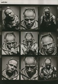 Keith Flint for Loaded Magazine