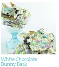 Great Spring Recipe Ideas with Dove Chocolate Discoveries.