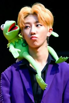 MingHao and Kermit