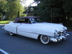 1951 Cadillac Series 62 Convertible