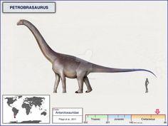 Petrobrasaurus by cisiopurple on DeviantArt Reptiles, Overwatch Wallpapers, Chibi, Jurassic Park World, Extinct Animals, Dinosaur Art, Prehistoric Creatures, Monster Hunter, Concept Art