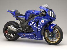 Honda CBR 1000 RR All Japan
