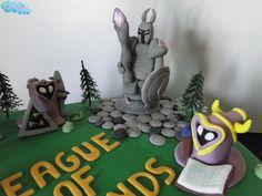 League of Legends ** O jogo do André