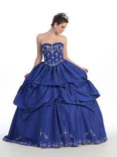 17b7d03ca08 Striking Sweetheart Beads  amp  Sequins Working Ball Gown Taffeta Sweep  Train Prom Dress Cheap Prom