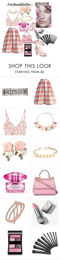 """Untitled #264"" by alnfotografa ❤ liked on Polyvore featuring Pier 1 Imports, Chicwish, Etro, ABS by Allen Schwartz, Versace, Dolce&Gabbana, Bony Levy, Burberry, Surratt and imthankfulfor"