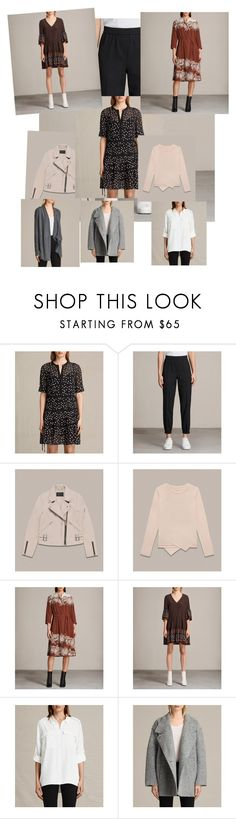 """""""All Saints"""" by lisamomm on Polyvore featuring AllSaints"""