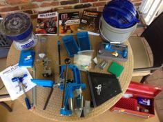 Dillon RL550b Complete Setup