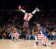Win a pair of tickets to see the Harlem Globetrotters at the IZOD Center in East Rutherford on Friday, February 15th at 7PM!