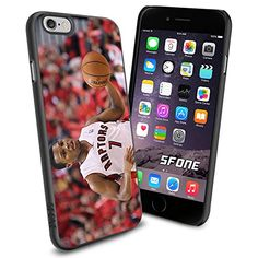 """Kyle Lowry All Star NBA iPhone 6 4.7"""" Case Cover Protector for iPhone 6 TPU Rubber Case SHUMMA http://www.amazon.com/dp/B00WJATJM4/ref=cm_sw_r_pi_dp_MKmovb10GM30Z"""
