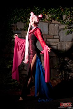 Fantastic Wicked Lady from Sailor Moon