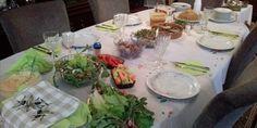 Βαμμένη, με ροζ σακάκι, η Βέφα Αλεξιάδου μαγείρεψε για την Καθαρά Δευτέρα [εικόνες] | iefimerida.gr