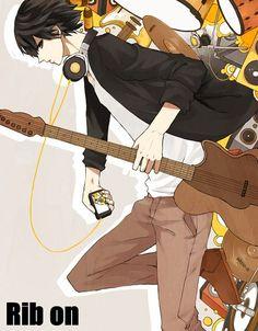 Rib - Nico Nico Singer