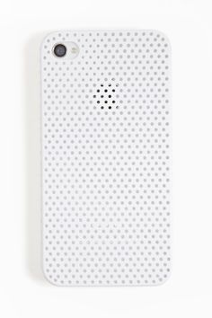 Perforated iPhone 4 Case