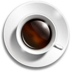 Taza de Café en psd Gratis
