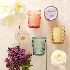 #MakeMomHappy with darling NEW #hobnail #Candles! #MothersDay